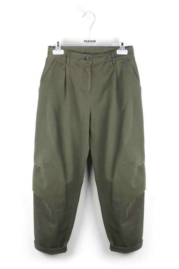 Picture of Please Kids Pants - Giungle