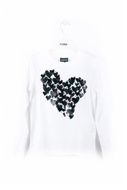 Picture of PLEASE T-shirt - white