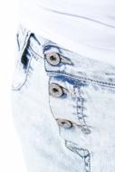 Bild von Please - Jeans P78 N4L - Blu Denim