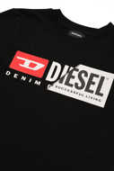 Picture of DIESEL T-shirt - black