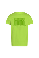 Picture of DIESEL T-Shirt - LIME